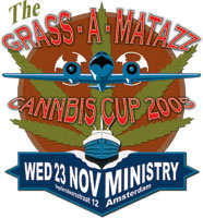 Grass-A-Matazz Cannabis Cup Party